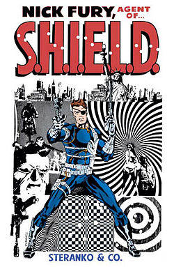 Love that Steranko cover.