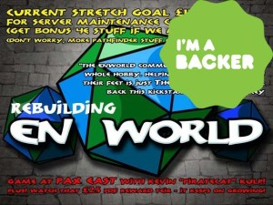Backer EN World
