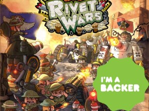 Rivet Backer