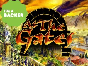 At the Gates Backer