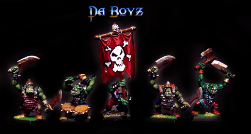 More orks from Clint