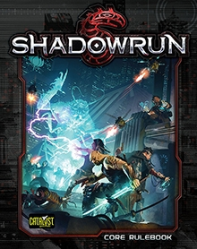 Once More Into The Shadows Again Shadowrun 5th Edition Review