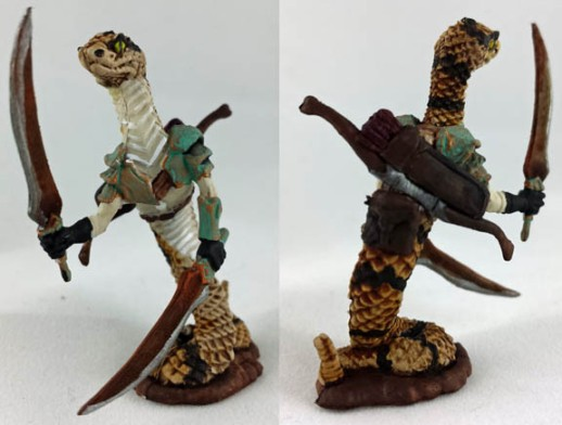 David Snake Man