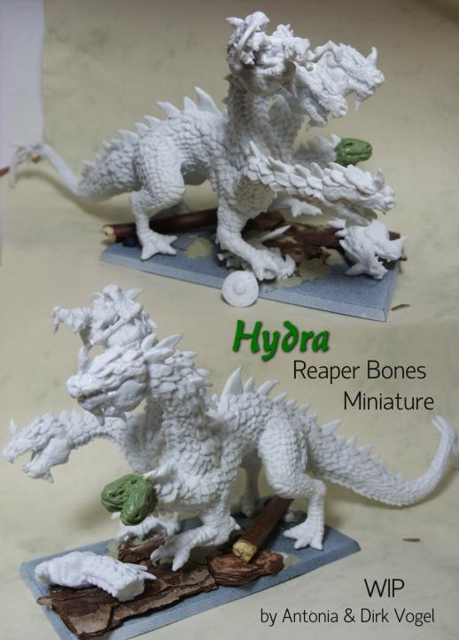 Hydra WIP