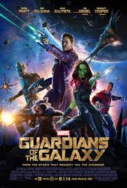 GOTG poster