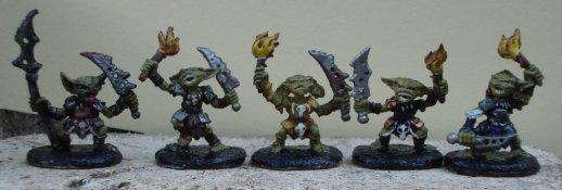 Five goblins Arjen