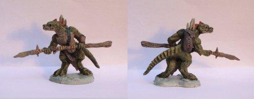 lizardman Arjen