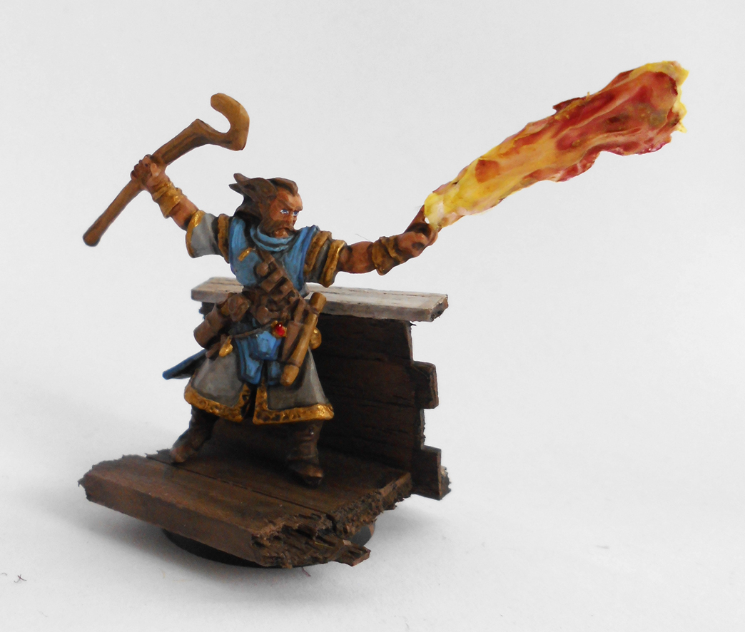 fire giant miniature - photo #26