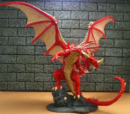 pathfinder dragon Tallghost