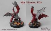 Ape Demon Toni