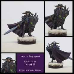 Kylie_Anti Paladin Collage