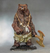 Werebear Arjen