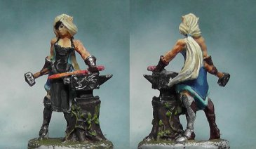 Elf blacmsmith Arjen