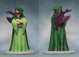 Green wizard Arjen