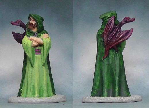 Green wizard Arjen